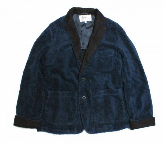 towelling smoking jacket