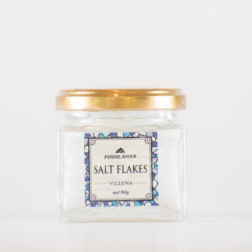 【塩フレーク】プレーン<2億4千万年前の塩>(60g)