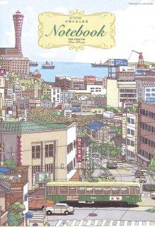 60'KOBE  市電の走る風景ノート01  (緑)