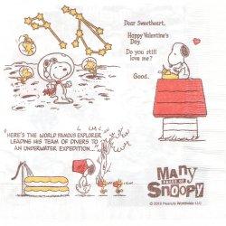 スヌーピー Many Face of Snoopy 1枚 バラ売り 33cm×34cm ペーパーナプキン Snoopy