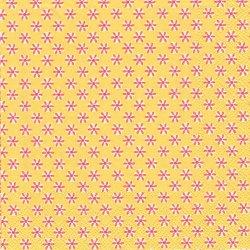 廃盤 CUTE PATTERN イエロー キュート・パターン 小さなお花 1枚 ばら売り 33cm ペーパーナプキン デコパージュ 紙ナプキン Ihr