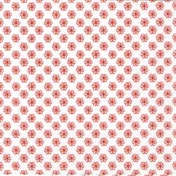 廃盤 CUTE PATTERN ホワイトコーラル キュート・パターン 小さなお花 1枚 ばら売り 33cm ペーパーナプキン デコパージュ 紙ナプキン Ihr