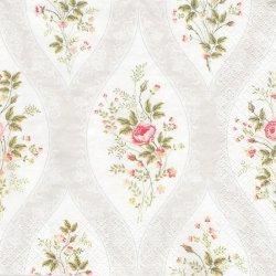 ペーパーナプキン ピンクの薔薇 33cm 1枚 デコパージュ用 バラ売り 紙ナプキン Daisy