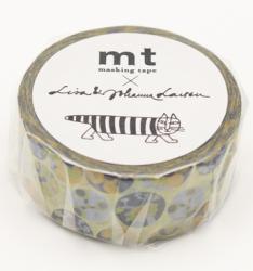 mt リサ・ラーソン 多肉植物 マスキングテープ Lisa Larson 北欧