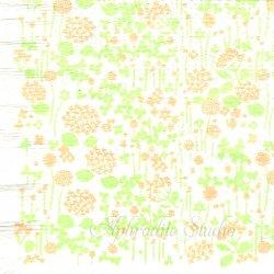 25cm 点と線模様研究所 リトルガーデン 北の模様帖 倉敷意匠計画室 1枚 バラ売り ペーパーナプキン デコパージュ用  classiky