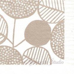 25cm 点と線模様研究所 紫陽花 北の模様帖 倉敷意匠計画室 1枚 バラ売り ペーパーナプキン デコパージュ用  classiky