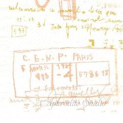 25cm 井上陽子 グラフィティB・白 倉敷意匠計画室 1枚 バラ売り ペーパーナプキン デコパージュ用  classiky