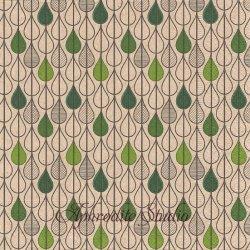 Leaf drops 葉っぱのドロップ 1枚 バラ売り 33cm ペーパーナプキン デコパージュ Natural