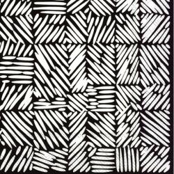 1パック20枚 北欧 マリメッコ JUUSTOMUOTTI ブラック 33cm ペーパーナプキン 紙ナプキン デコパージュ marimekko Ihr