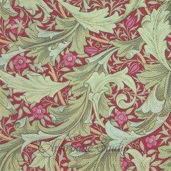 V&A GRANVILLE ウィリアム・モリス ボルドー 1枚 バラ売り 33cm ペーパーナプキン Ihr
