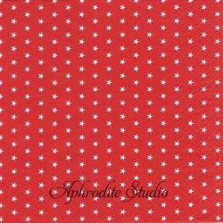 Mini Stars レッド 星 スター 1枚 バラ売り 33cm ペーパーナプキン デコパージュ HOME FASHION