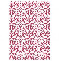 スタンペリア【Wallpaper】壁紙 ステンシルシート♪ 21x29.7cm KSG431 テンプレート エンボス Stamperia
