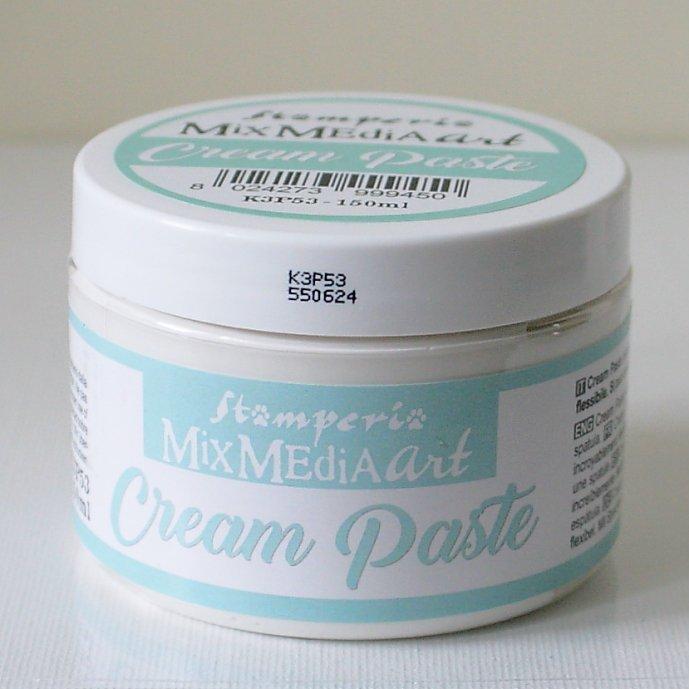 スタンペリア 薄型モールドに クリームペースト Cream paste 150ml K3P53 STAMPERIA