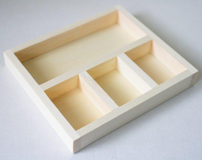スタンペリア 木製 ミニトレイ 小物入れ ディスプレイ KL378 デコパージュ 素材 STAMPERIA