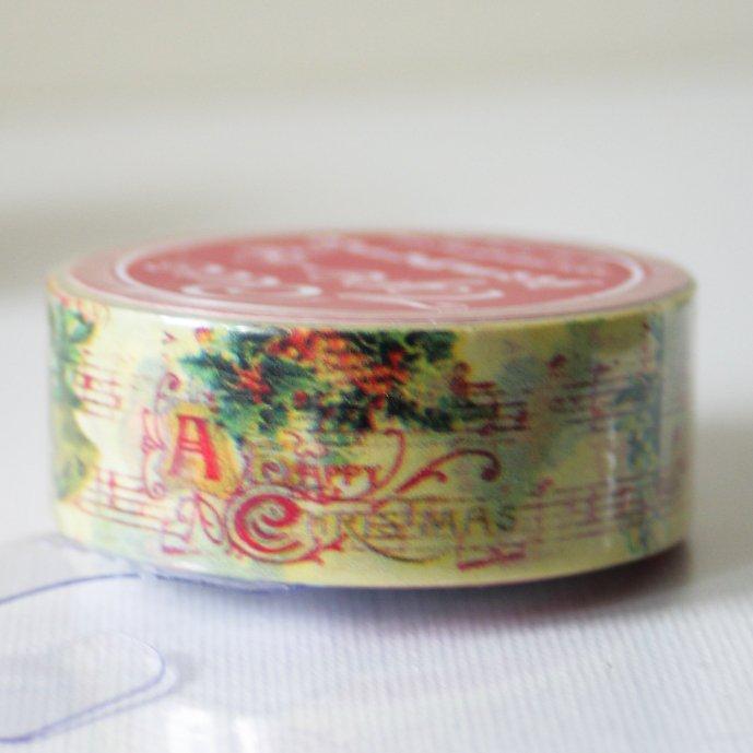 スタンペリア デコテープ マスキングテープ Deco Tape