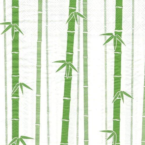 1パック20枚 竹林 和柄 33cm ペーパーナプキン 京都ナプキン