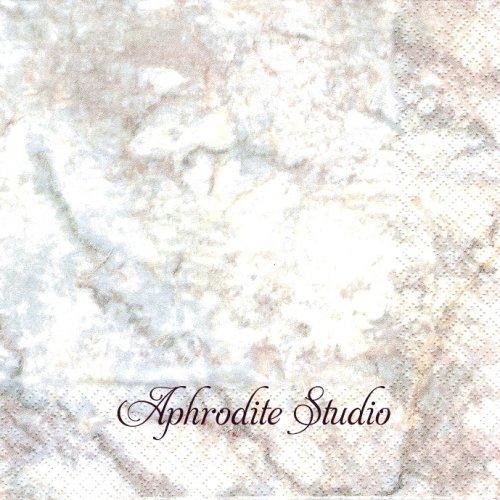 Elegant Marble マーブル 大理石 1枚 バラ売り 33cm ペーパーナプキン HOME FASHION