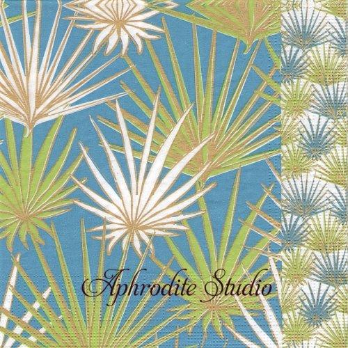 Palms pa-muturi- 1枚 バラ売り 33cm ペーパーナプキン ppd