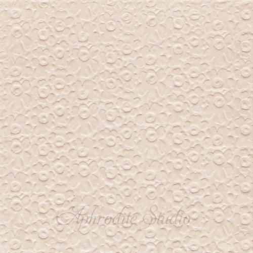 北欧 マリメッコ エンボス加工 サンドベージュ マイクロウニッコ 1枚 バラ売り 33cm ペーパーナプキン marimekko