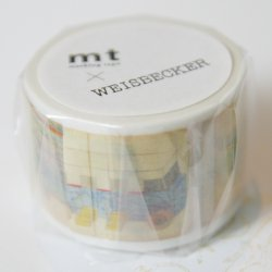 mt×G8ワイズベッカー car*車/マスキングテープ/カモ井