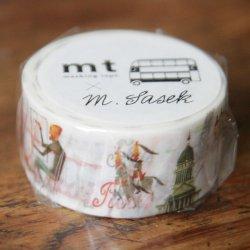 ミロスラフ・サセック/This is Paris/マスキングテープ/カモ井