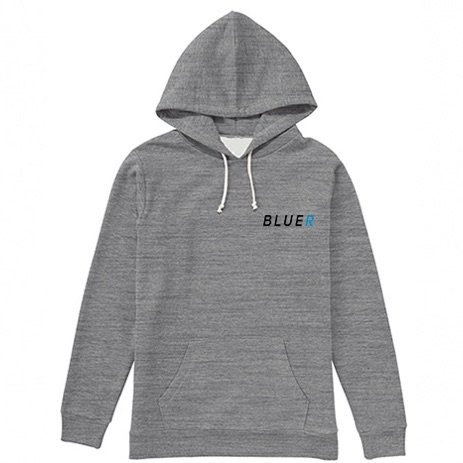 BLUER CLOTHING Pull(かぶりtype) Hoodie|Sand
