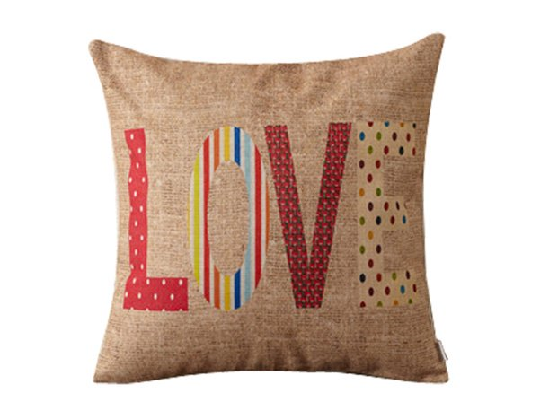 <img class='new_mark_img1' src='//img.shop-pro.jp/img/new/icons8.gif' style='border:none;display:inline;margin:0px;padding:0px;width:auto;' />Natural Linen Cushion-Hemp-LOVE
