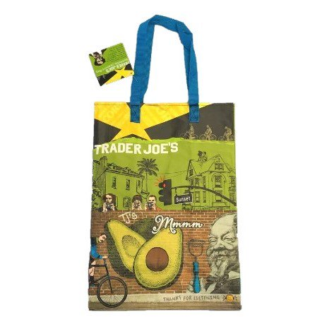 【TRADER JOE'S】ECO BAG