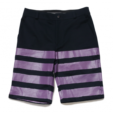 【SpecialSale】 HALF SHORTSーJUPITERー|ストレッチハーフパンツ(PURPLE)