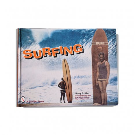 サーフィン歴史の写真集「Surfing, Surfing, Surfing 」ハードカバー
