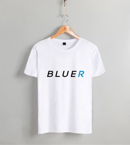BLUER Tee -This is BLUER