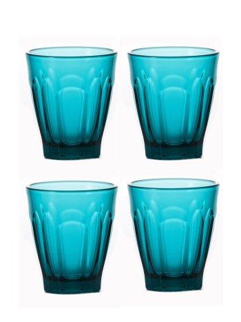 ターコイズグラス(4個set)