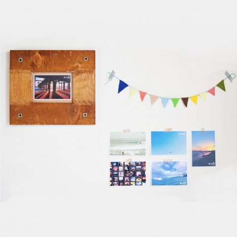 BLUER WALL DÉCOR CARD set(6枚set)