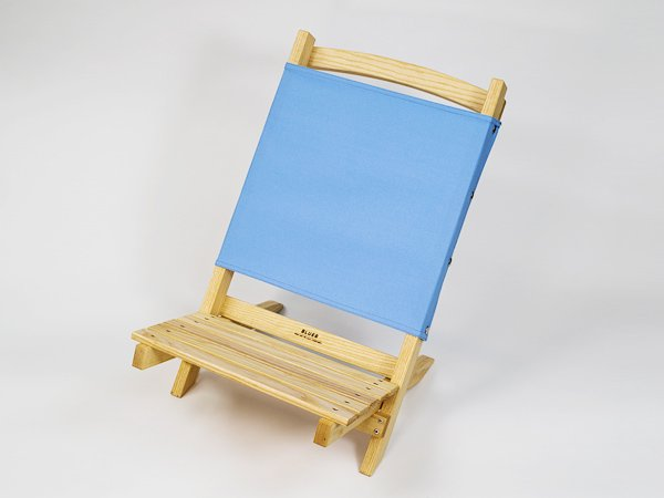 �?������������� LOW-CHAIR60��Sax Blue��