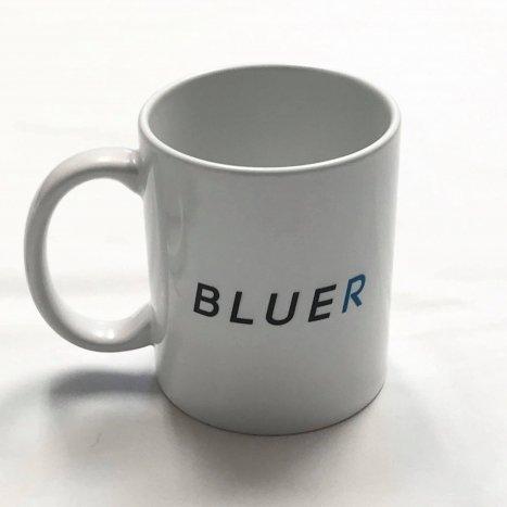 BLUERロゴマグカップ