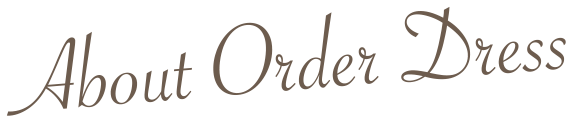 about-orderdress
