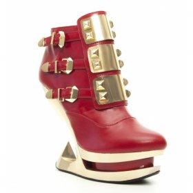 完売中 ロックでカジュアルなブーティーGLEAM|hadesブランド靴通販
