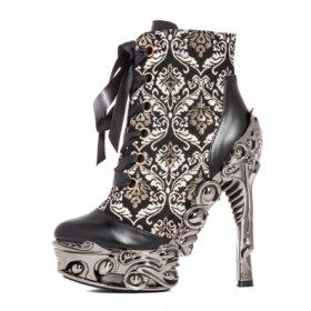 ヴィクトリアションモチーフデザインブーツRENA|ヘイディーズ-hades-靴ブランド通販