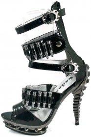 (在庫あり)弾丸が付いたサンダルBULLET| ヘイディーズ-hades-靴ブランド通販