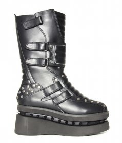国内発送 ロックな厚底ブーツSTORM|ヘイディーズ-hades-靴ブランド通販
