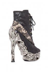 国内発送 ヴィクトリアンスカーフショートブーツMINA|ヘイディーズ-hades-靴ブランド通販