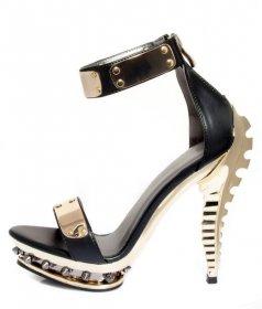 国内発送 金属板ストラップのサンダルPRISM|ヘイディーズ-hades-靴ブランド通販