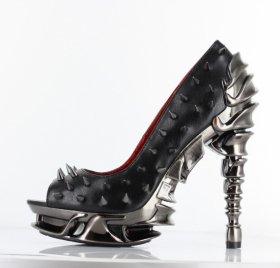 海外取寄 トゲトゲのパンプスTALON|ヘイディーズ-hades-靴ブランド通販
