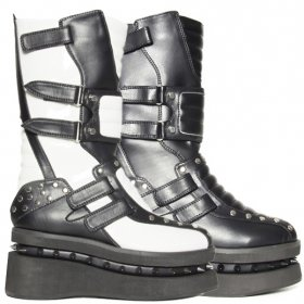 ロックな厚底ブーツSTORM|ヘイディーズ-hades-靴ブランド通販