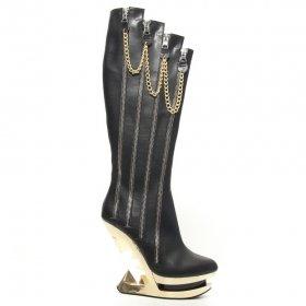 セレブでロックなブーツONYX|ヘイディーズ-hades-靴ブランド通販