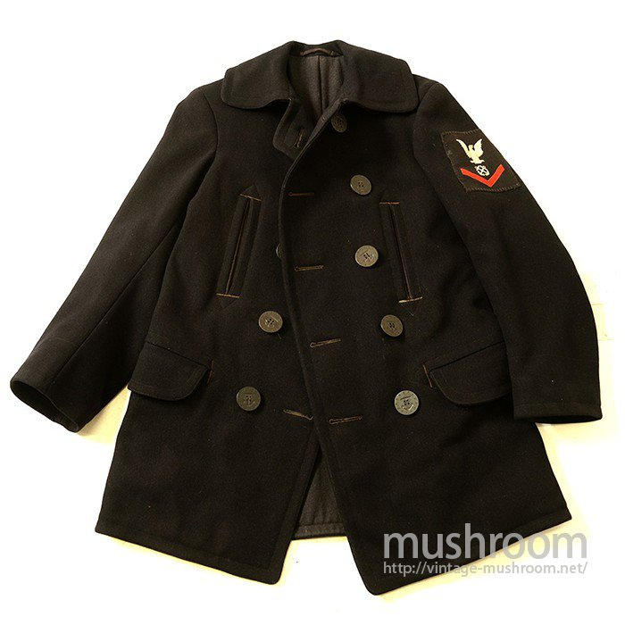 WW1 U.S.NAVAL PEA COAT(SUPER MINT)