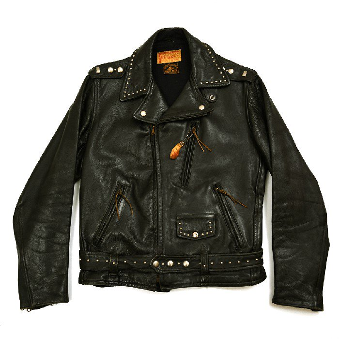 WOLF-MC-LEATHER-JACKET