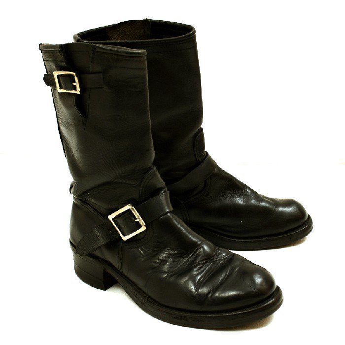 HERMAN-HORSEHIDE-ENGINEER-BOOTS