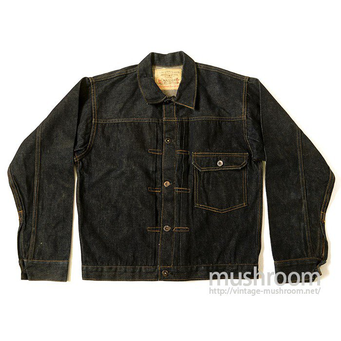 LEVIS-213-DENIM-JACKET(DEADSTOCK)