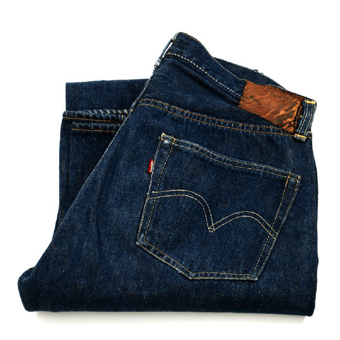LEVIS-501XX-JEANS(ONE-SIDE-TAB)